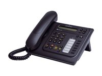 Alcatel-Lucent 8 Series IPTouch 4018 Extended Edition - VoIP-telefon - urban grå 3GV27063NB
