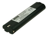 2-Power - Batteri for elektroverktøy NiCd 2000 mAh PTN0048A