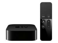 Apple TV - Gen. 4 - digital multimediemottaker - 64 GB MLNC2SZ/A